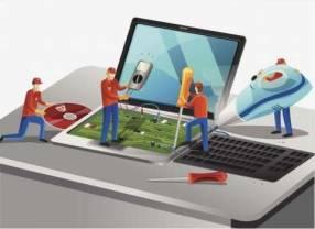Reparación y mantenimiento de computadoras y notebook