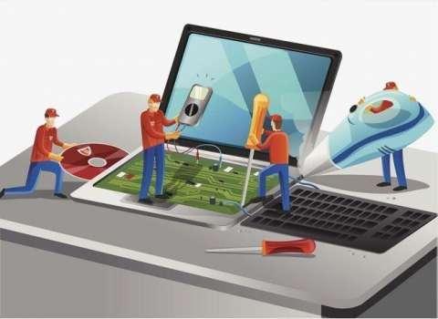 Reparación y mantenimiento de computadoras y notebook - 0