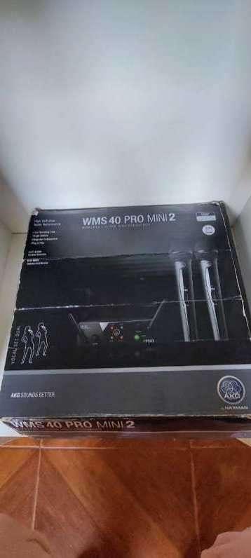 Micrófono inalámbrico profesional - 2