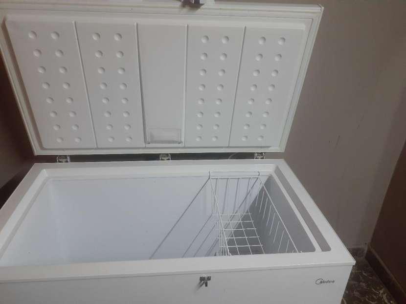 Congelador analógico 320 litros - 4