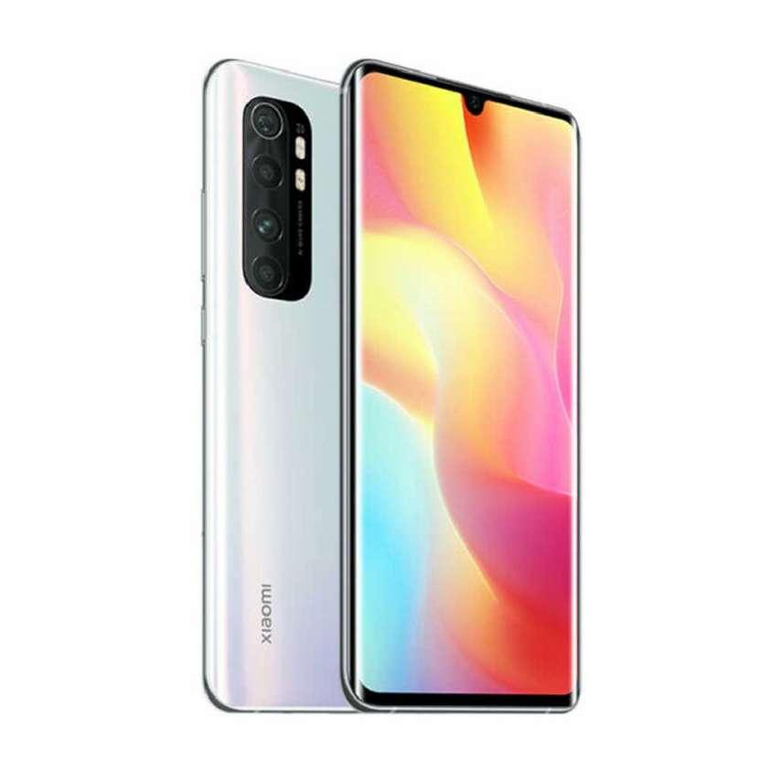 Xiaomi Mi Note 10 Lite 64gb blanco - 0