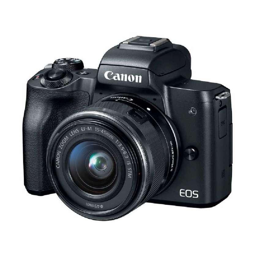 Cámara Canon Eos M50 MK II 15-45mm IS STM - 0
