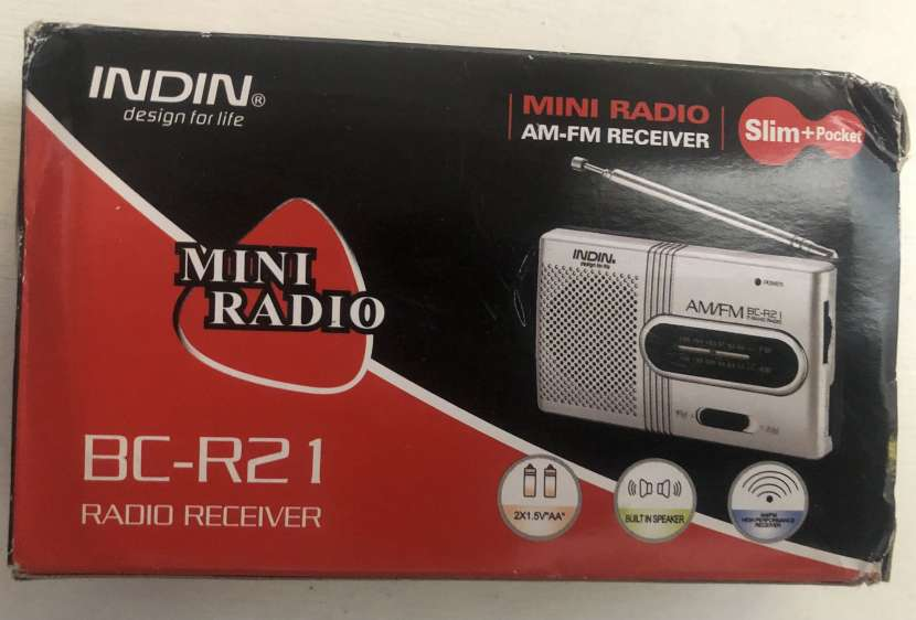 Mini Radio BC-R21 - 0