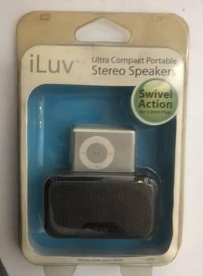 Mini Speaker iLuv i209
