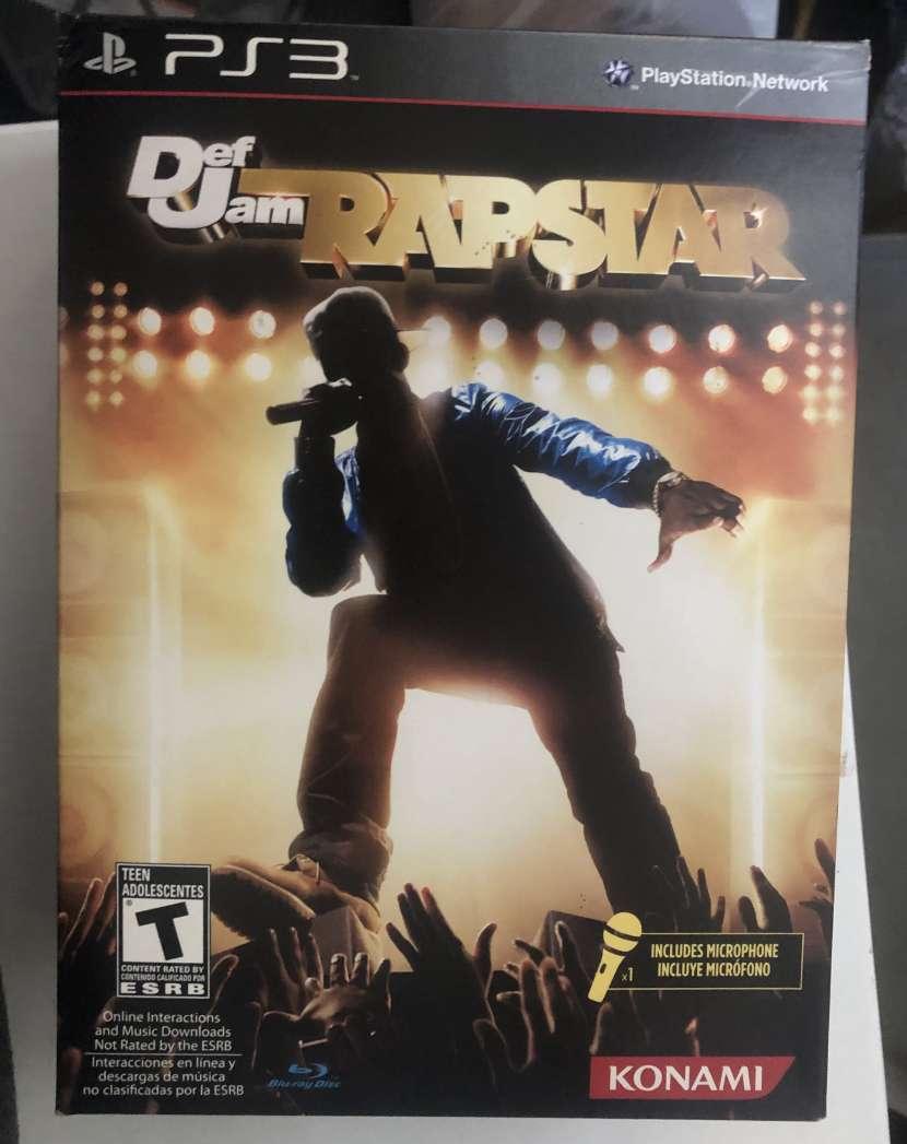 DJ Rapstar para PS3 - 0