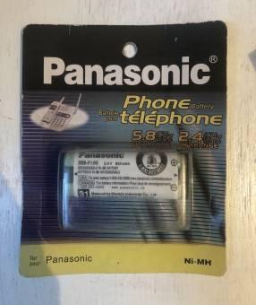 Batería para teléfono Panasonic