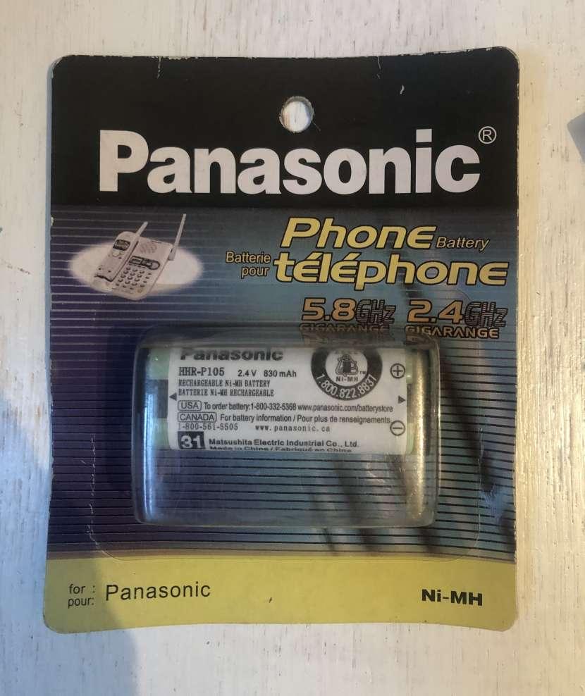 Batería para teléfono Panasonic - 0