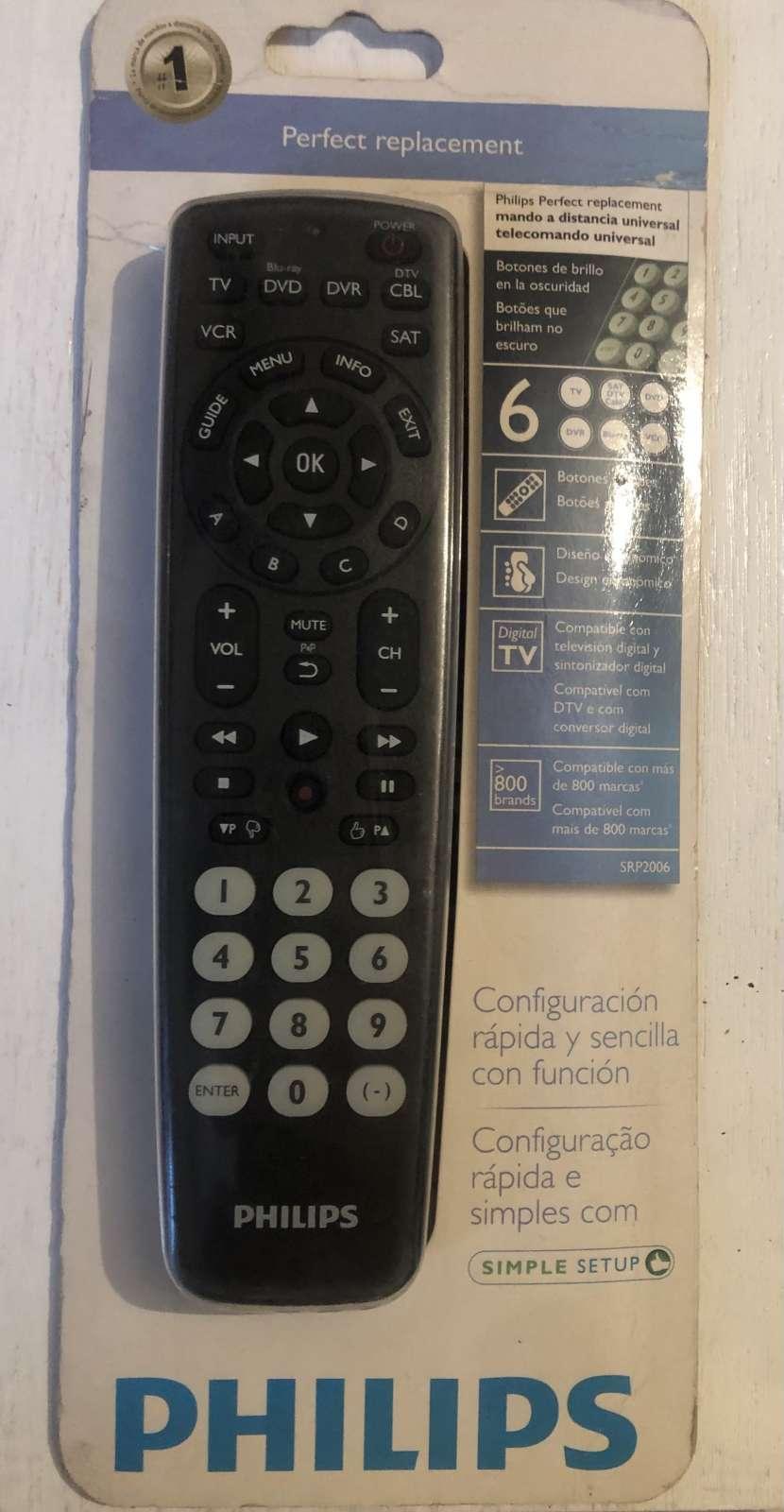 Control Philips para TV - 0