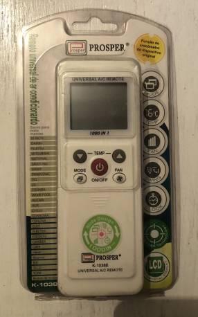 Control universal para aire acondicionado Prosper