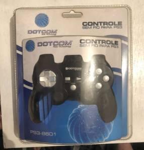 Control inalámbrico Dotcom p/ PS3