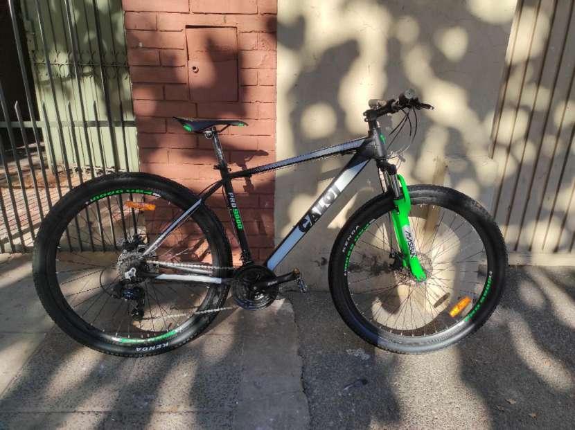 Bicicleta Caloi Pro 9900 - 0