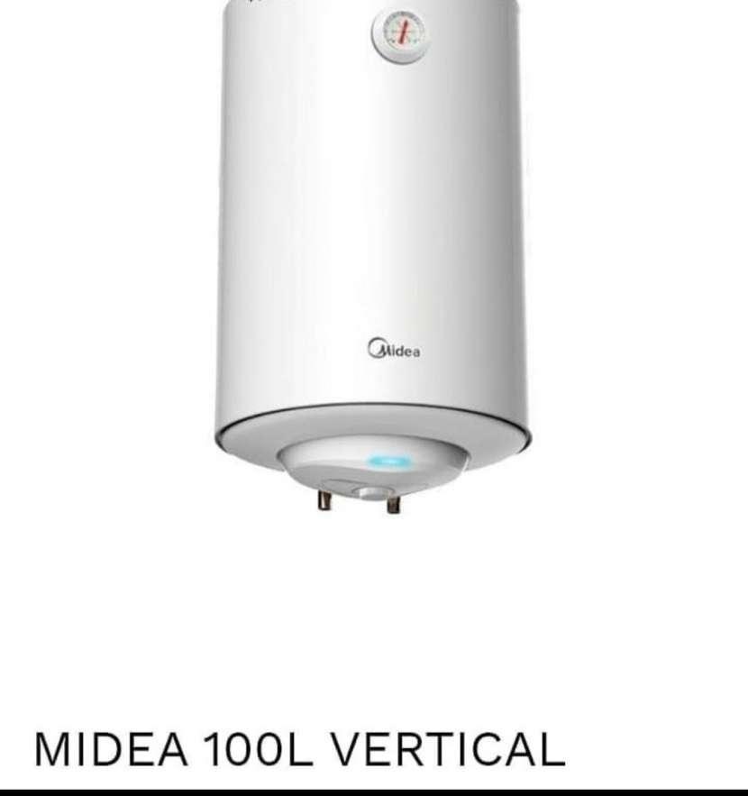 Termocalefón 100L vertical - 0