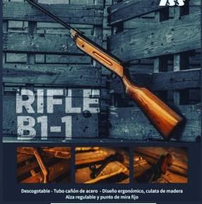 Rifle b1-1 de aire comprimido