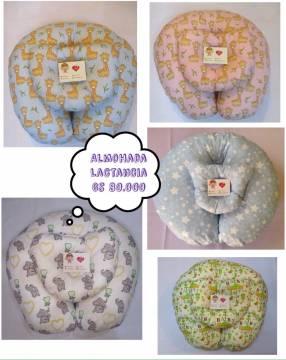 Almohada de lactancia y almohada moldeadora