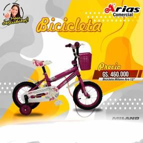 Bicicletas aro 12