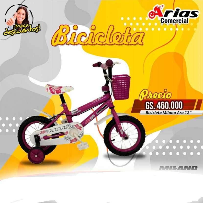 Bicicletas aro 12 - 0
