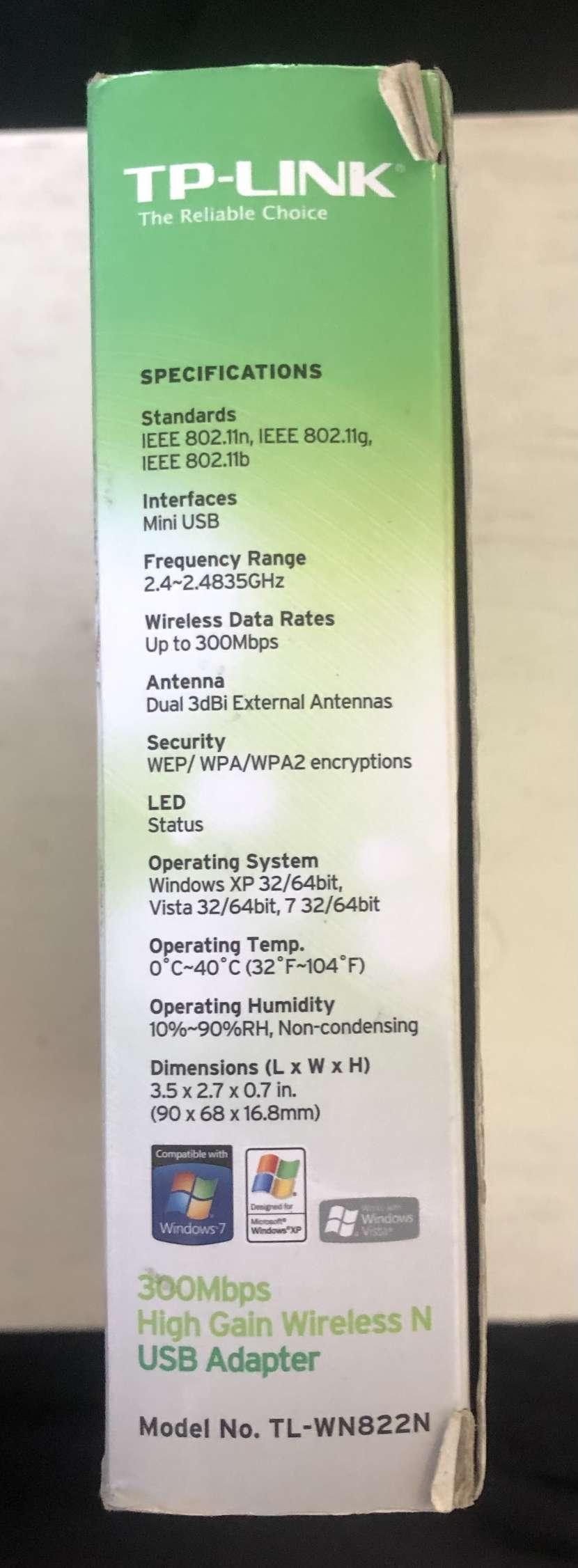 TP-Link USB Adapter - 1