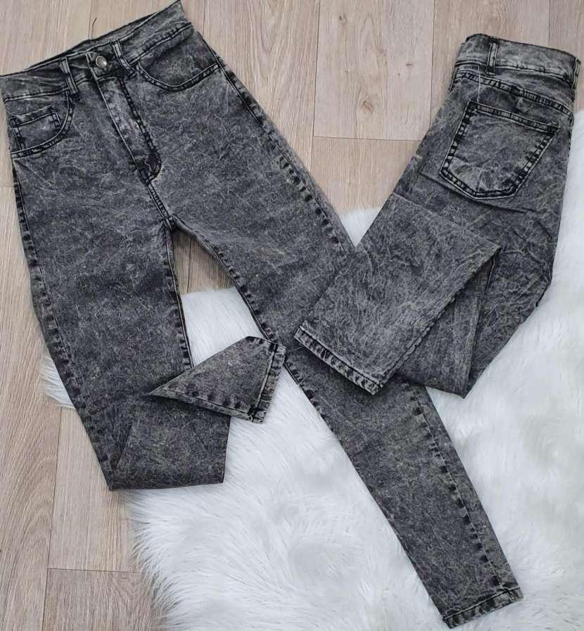 Jeans elastizado talle 34 36 38 40 - 1