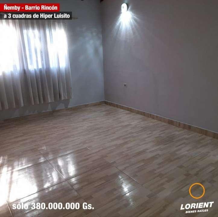 Casa en Ñemby Barrio Rincón - 4
