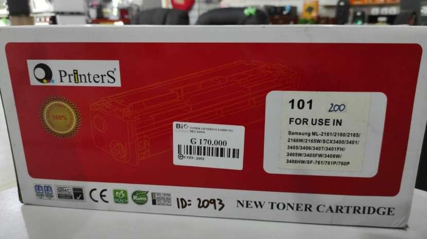 Tóner para impresora Samsung MLT-D101S - 0