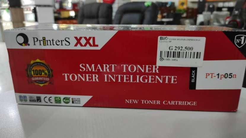 Tóner para impresora HP 105A - 0