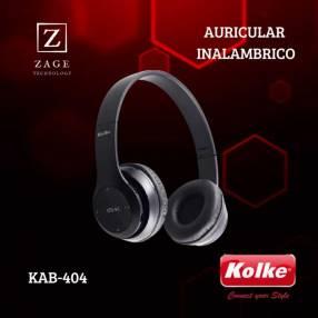Auricular Inalámbrico KAB-04