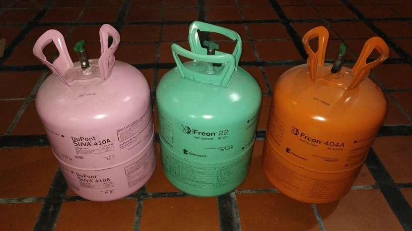 R410A gas refrigerante ecológico para split - 0