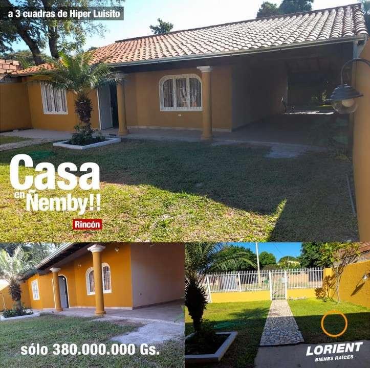 Casa en Ñemby Barrio Rincón - 8