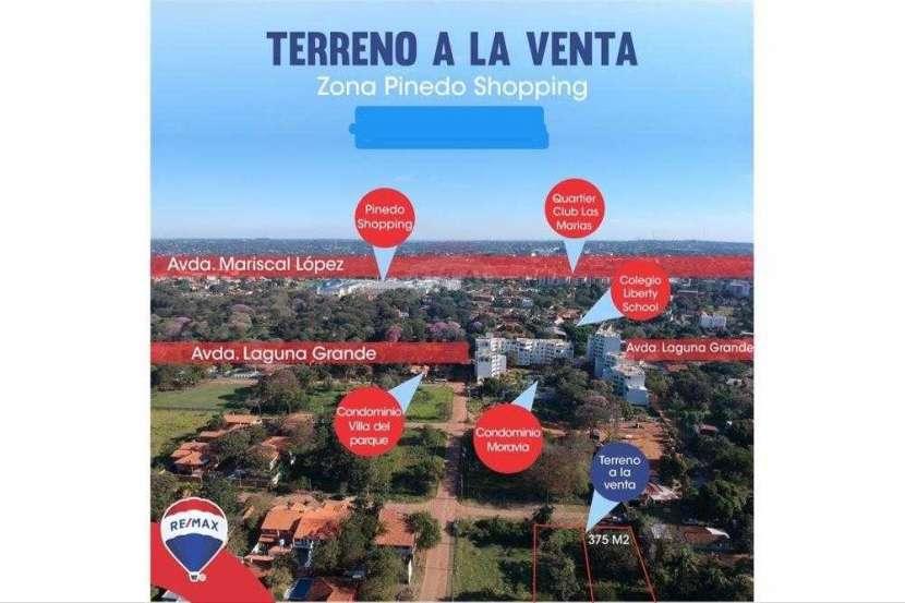 Terreno zona Shopping Pinedo 375 m2 - 1