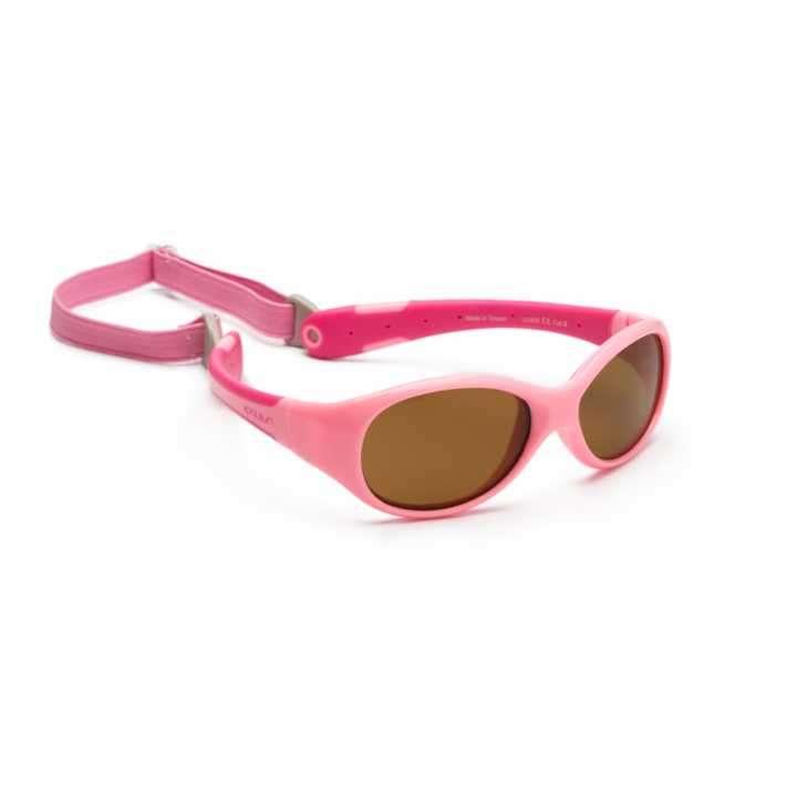 Lente de sol para niños Koolsun - 0 a 3 años - flex pink sorbet - 0