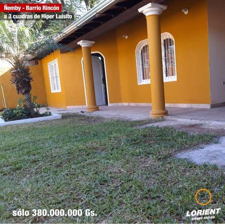 Casa en Ñemby Barrio Rincón - 6