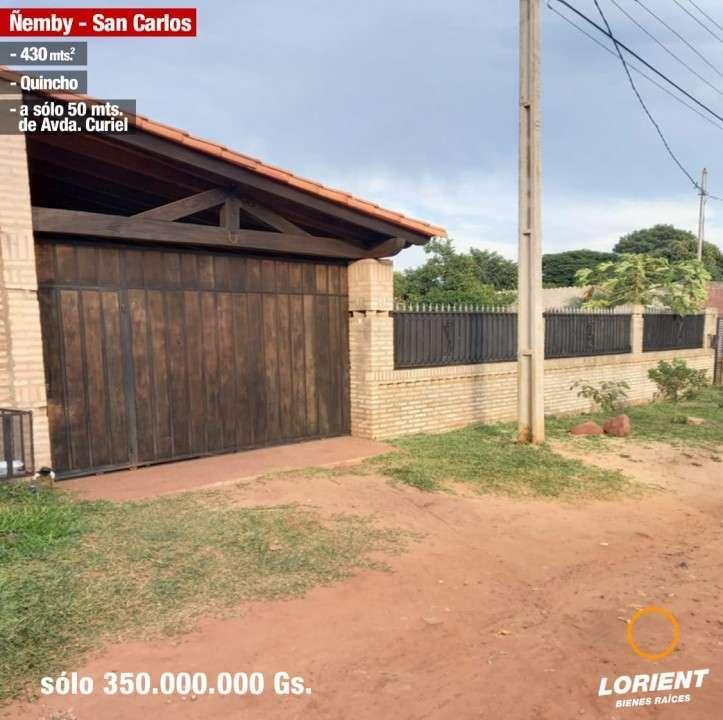 Casa en Ñemby Barrio San Carlos - 5