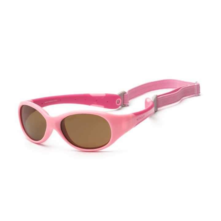 Lente de sol para niños Koolsun - 0 a 3 años - flex pink sorbet - 1