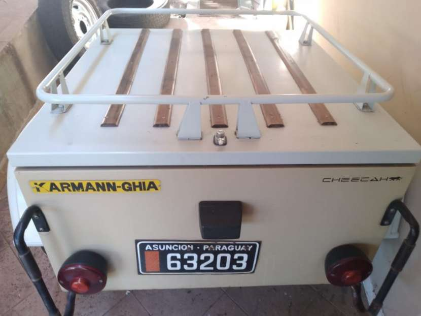 Carrito Kharman-ghia - 1