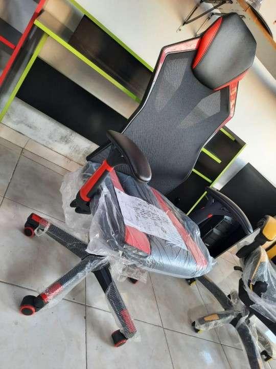 Silla gamer racing 120 Kg Consumer (7001) - 6