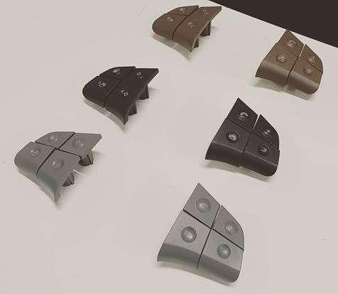 Botones de volantes para Mercedes Benz ML - 0