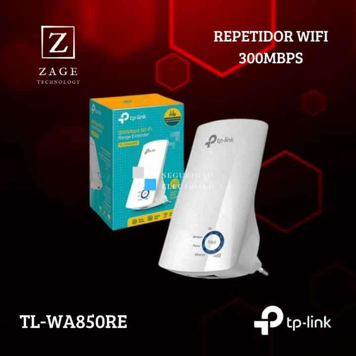 Repetidor TL-WA850RE 300 mbps - 0