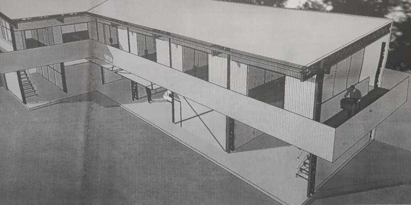Depósito 70 m2 - 0
