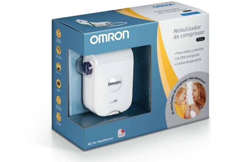 Nebulizador de compresor Omron - 0