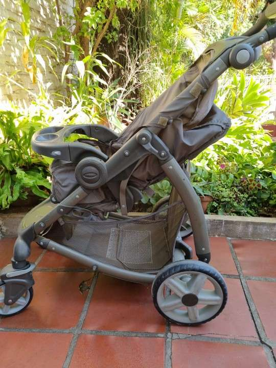 Carrito y baby seat Graco - 2
