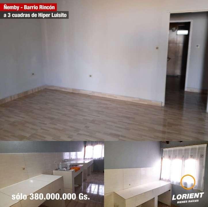 Casa en Ñemby Barrio Rincón - 5