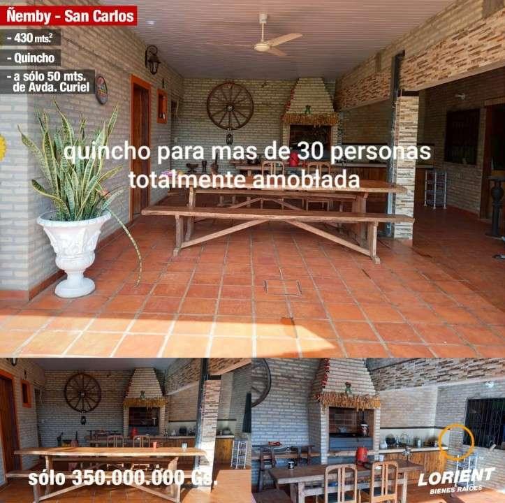 Casa en Ñemby Barrio San Carlos - 4