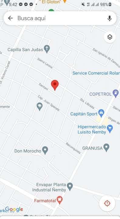 Casa en Ñemby Barrio Rincón - 1