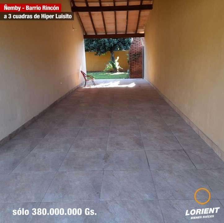 Casa en Ñemby Barrio Rincón - 0