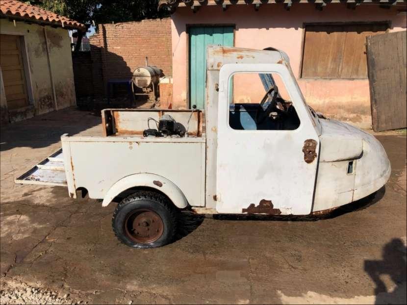 Daihatsu Midget I 1961 - 2
