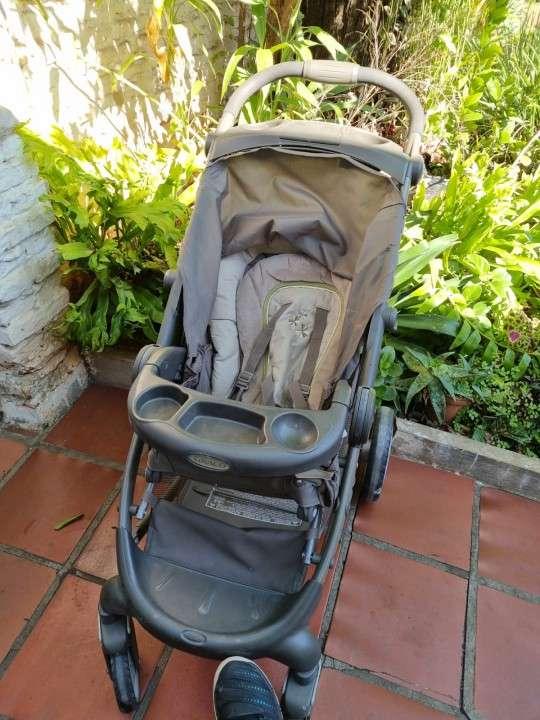 Carrito y baby seat Graco - 1