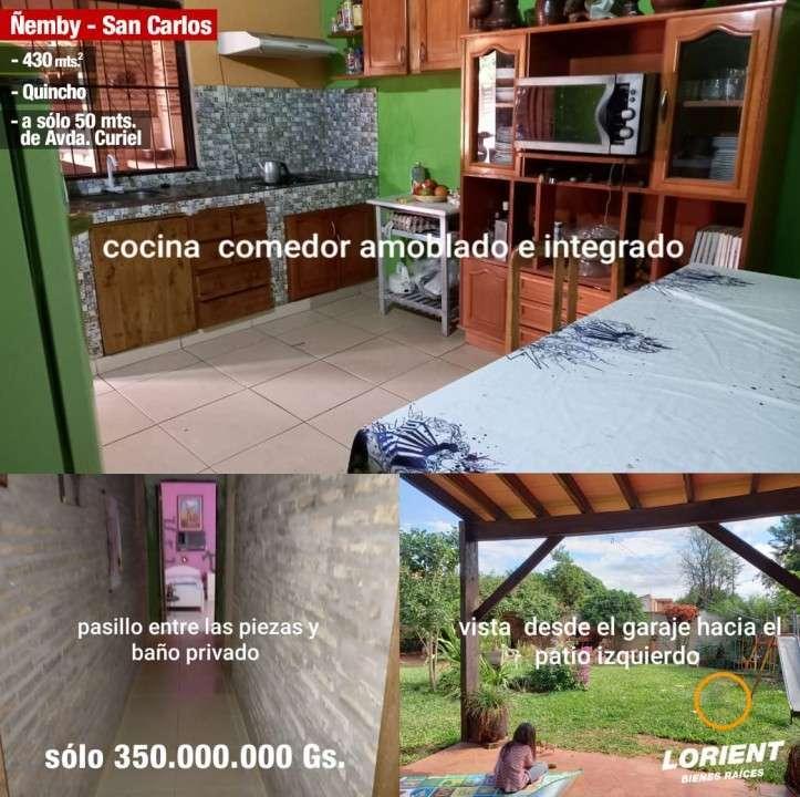 Casa en Ñemby Barrio San Carlos - 2