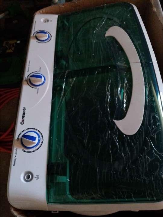 Lavarropas doble tanque Consumer de 7,5 Kg - 1