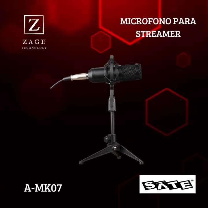 Micrófono para streaming - 0