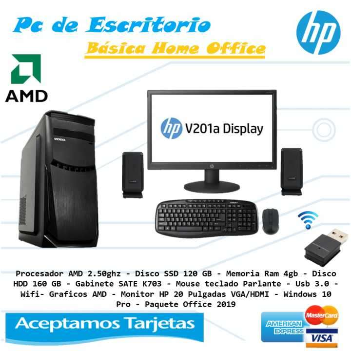 PC de escritorio básica - 0